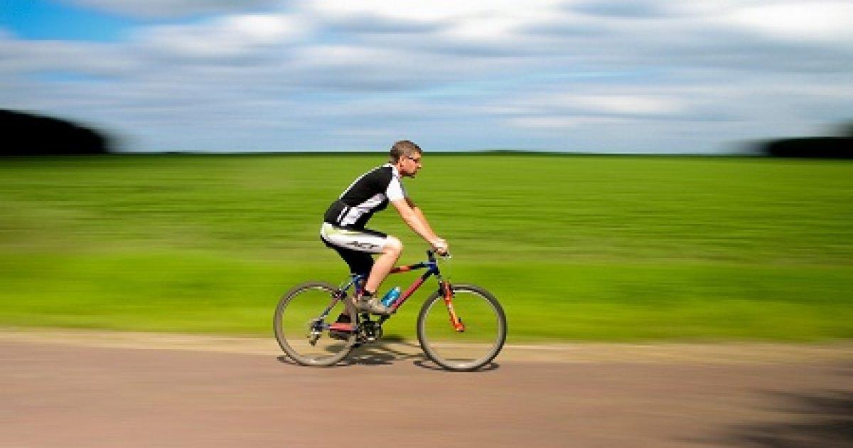 kerékpár felállítása