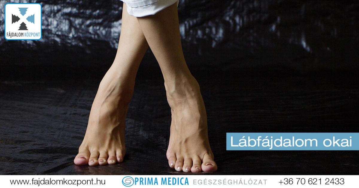 ízületi fájdalom a lábban mint érzéstelenítés