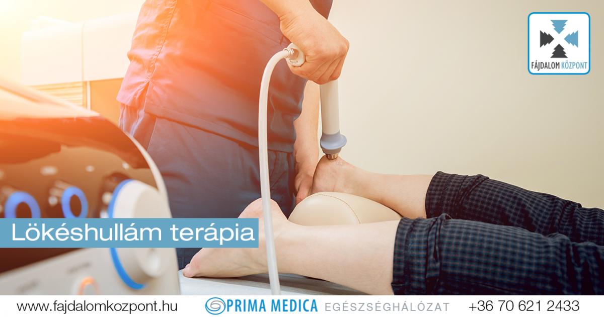 sokkhullám-kezelés artrózis kezelésére