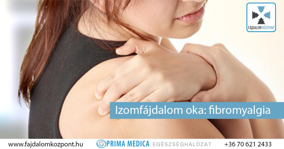 fibromyalgia és ízületi fájdalmak