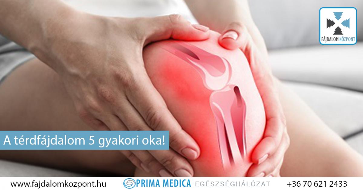 Szimpatika – Égő fájdalom a térdben: az ízületi kopás jele