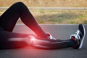 Térdízületi szalagsérülése van? Segít az aktív fájdalomcsillapítás!