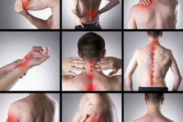 Próbálta már a kombinált terápiát váll-, sarok- és térdfájásra?