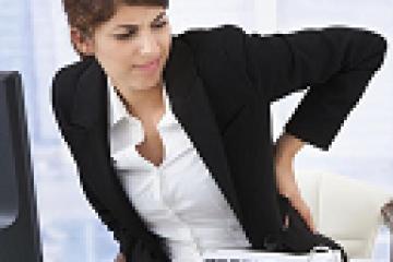 Irodában dolgozol, fáj a derekad? Aktív fájdalomcsillapítás a megoldás!
