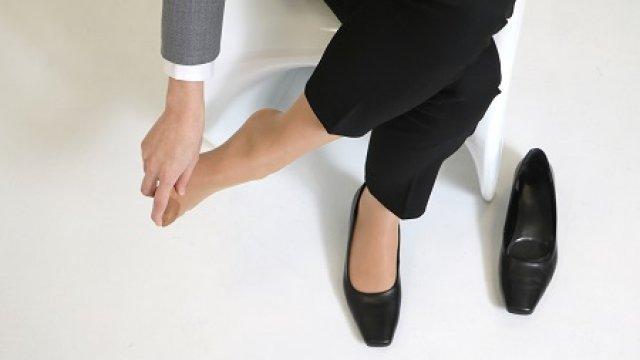 Morton neuroma: egy betegség a rossz cipőtől