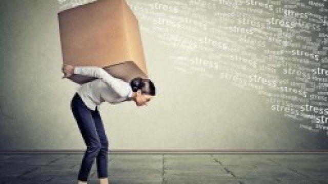 A stressz káros hatása mozgásszerveinkre