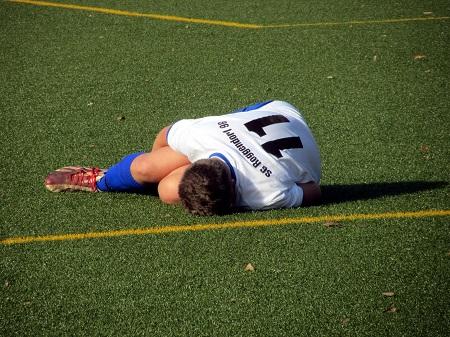 sportsérülés túlterhelés fájdalom gyulladás