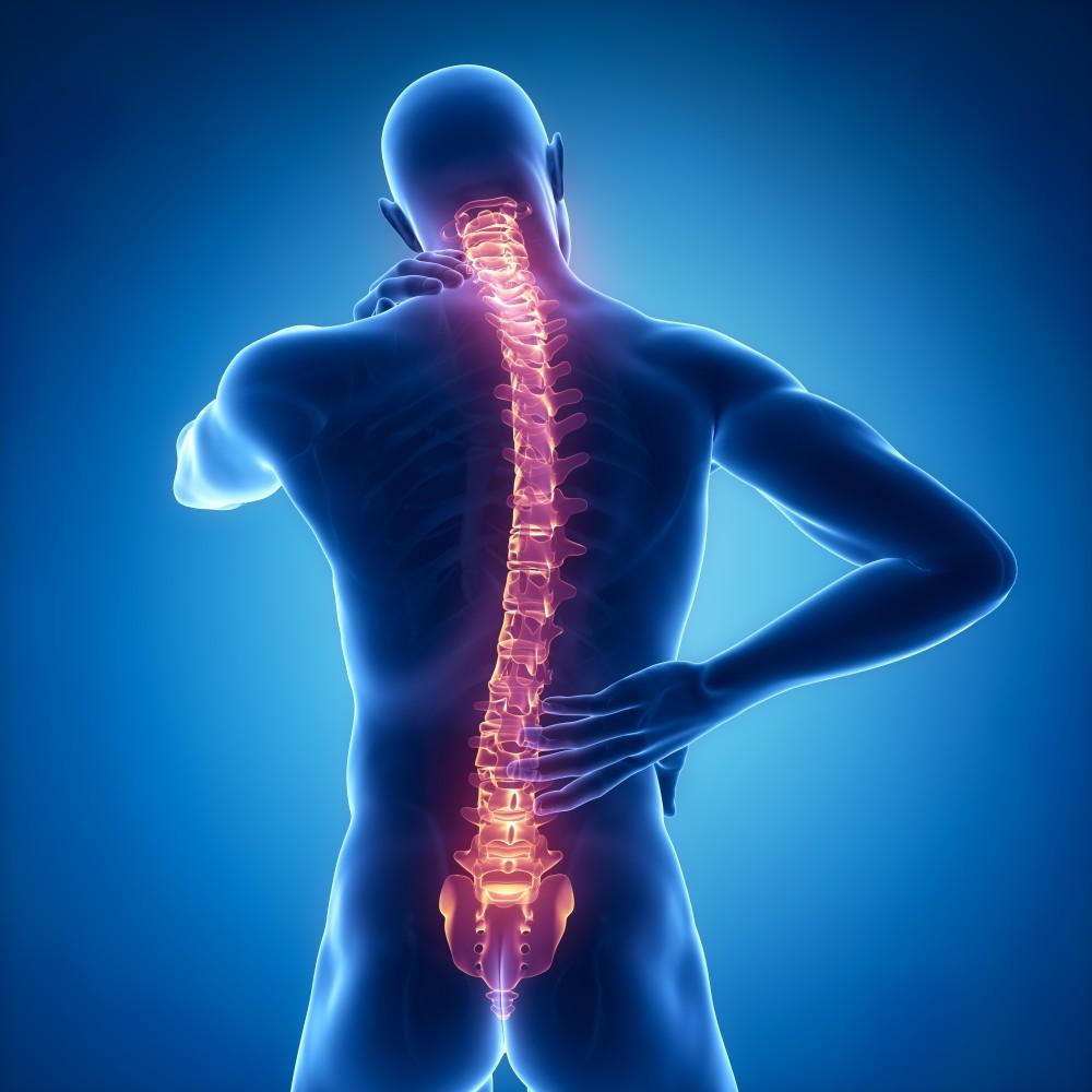 Miért fáj a hátunk közepe?